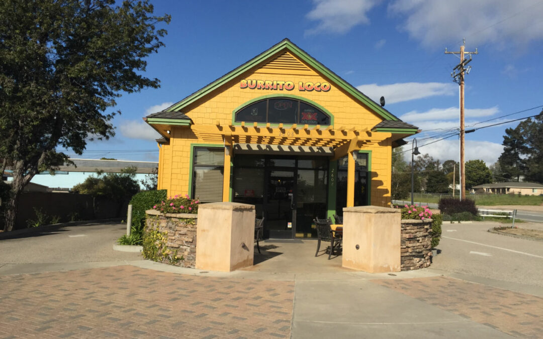 Drive thru Restaurant Property with thriving business!