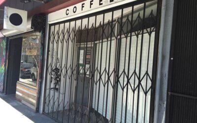 East Bay area coffee location