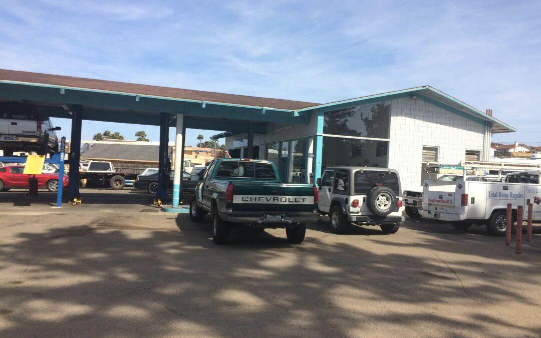 Established Auto Repair 30+ years ready to retire! Los Osos, CA (San Luis Obispo County) $195K